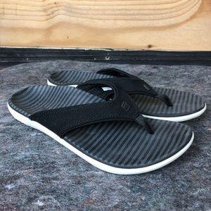 SPENCO TS YUMI orthotic thong sandals like new 6